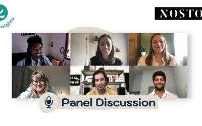 Knit CEO featured in Recent Gen Z Mobile Commerce Panel | Nostos Network